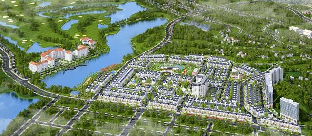 Tổng quan dự án Times Garden Vĩnh Yên
