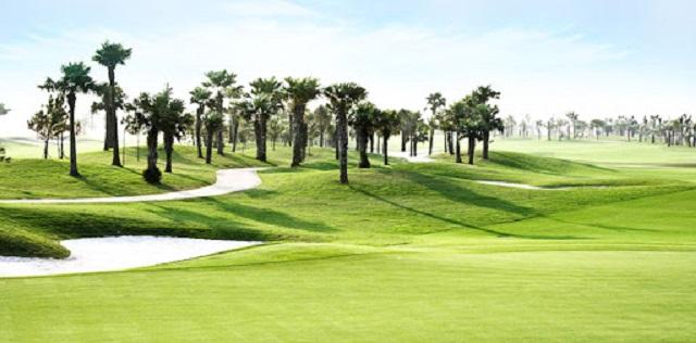 Sân Golf Đầm Vạc 18 hố