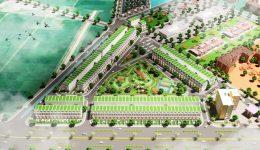 Phối cảnh dự án An Bình Golden Town